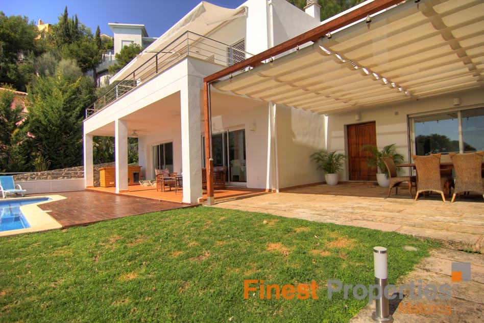 Moderne Villa in exquisiter Wohnlage  in Bendinat - Bild 2
