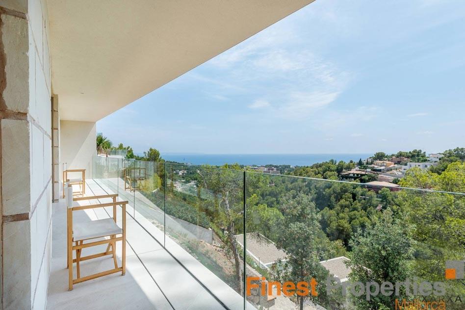 luxus villa mallorca kaufen mit meerblick in costa d 39 en blanes. Black Bedroom Furniture Sets. Home Design Ideas